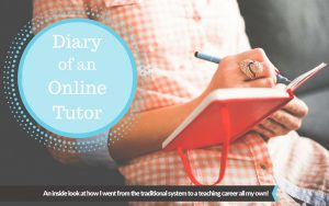 Diary of an Online Tutor