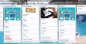 Trello for online tutors