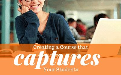Want to have an online course?