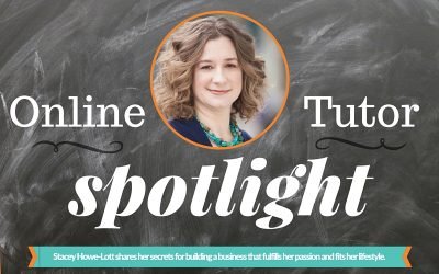 TUTOR SPOTLIGHT – Stacey Howe Lott